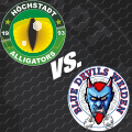Image for Höchstadt Alligators vs. Blue Devils Weiden