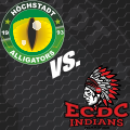 Image for Höchstadt Alligators vs. ECDC Memmingen Indians