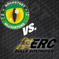 Image for Höchstadt Alligators vs. ERC Sonthofen