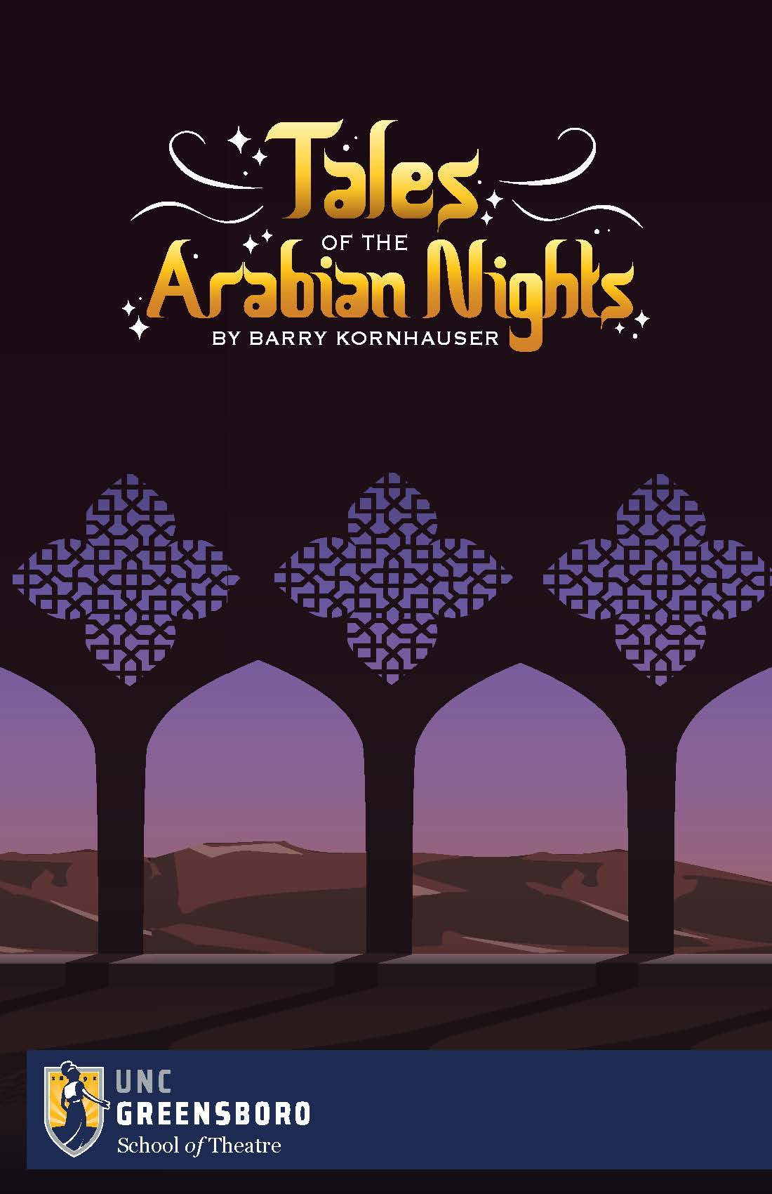 Image for TALES OF THE ARABIAN NIGHTS