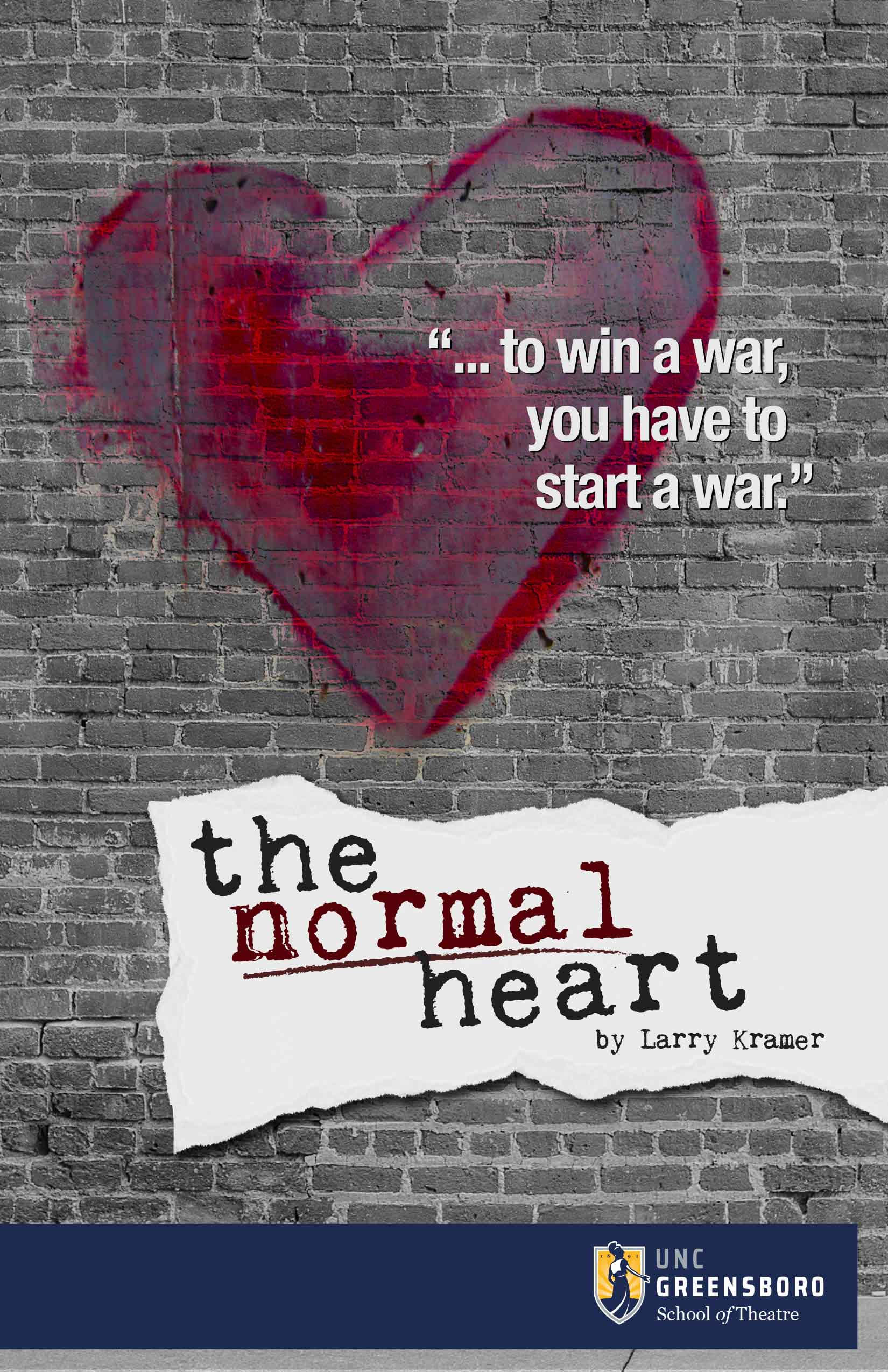 Image for THE NORMAL HEART