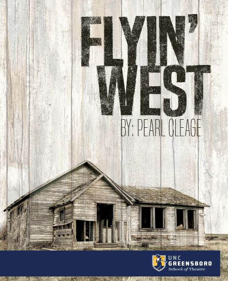 Image for FLYIN' WEST