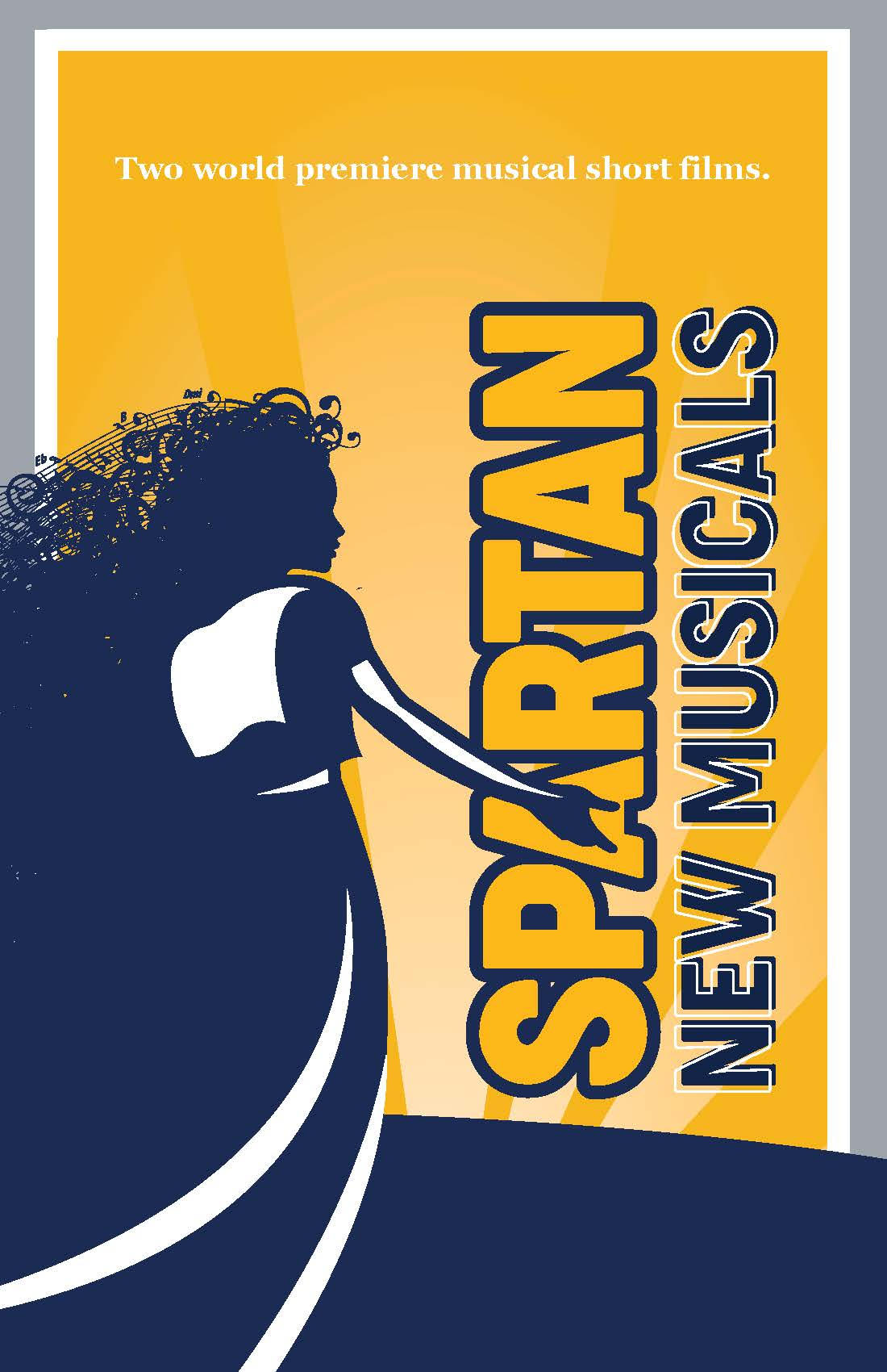 Image for SPARTAN NEW MUSICALS - VIRTUAL PRODUCTION