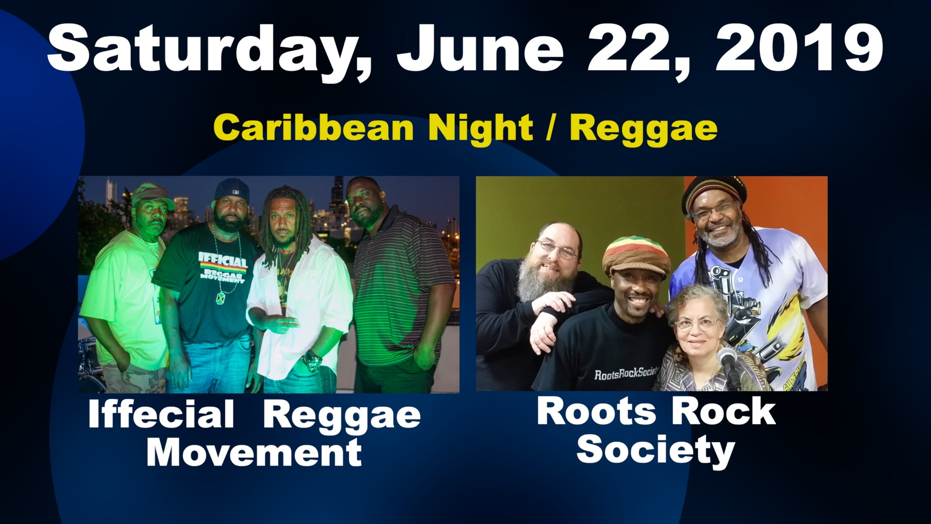 Image for POSTPONED: Ifficial Reggae Movement and Roots Rock Society