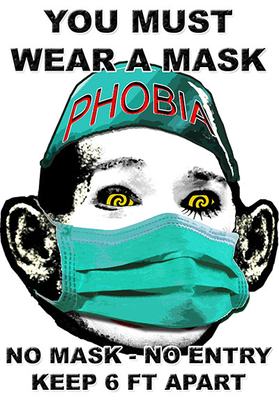 Image for PHOBIA - WEEKENDS IN OCTOBER AND MORE...