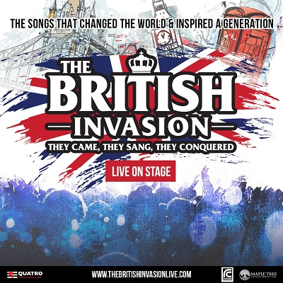 Image for THE BRITISH INVASION