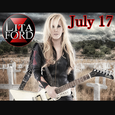 Image for Lita Ford