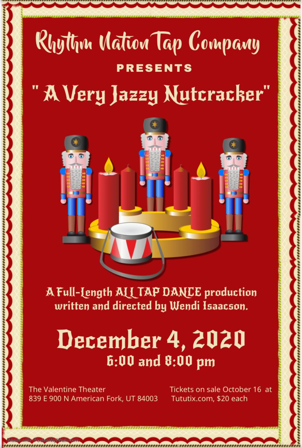 Image for A Very Jazzy Nutcracker