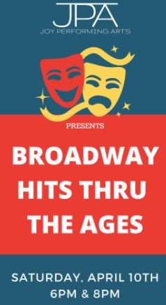 Image for Broadway Hits Thru The Ages