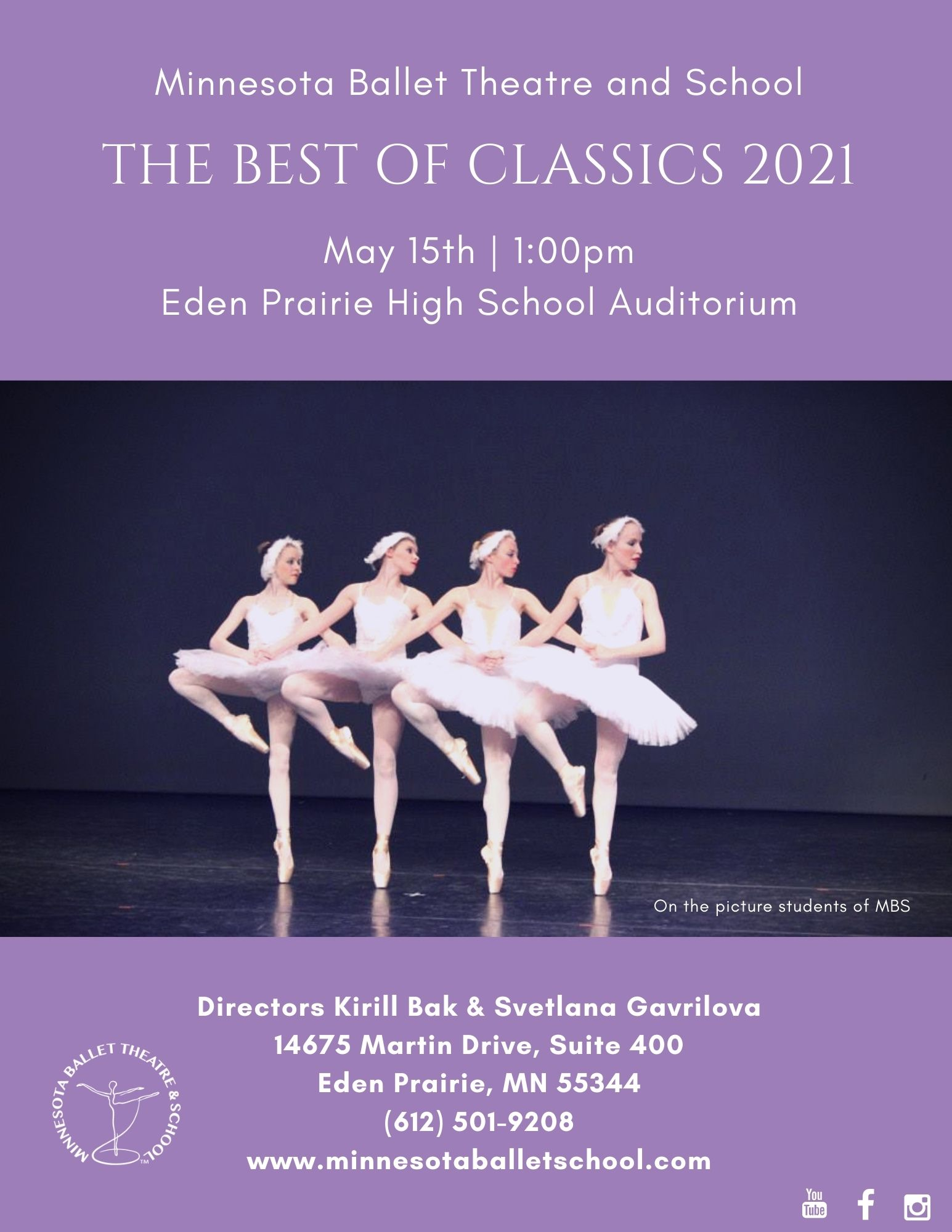 Image for The Best Of Classics Spring Gala 2021