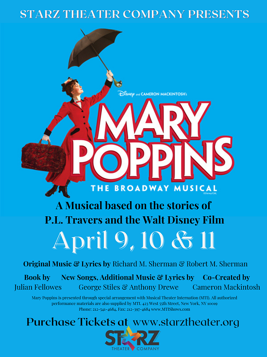 Image for STARZ Theater- Mary Poppins