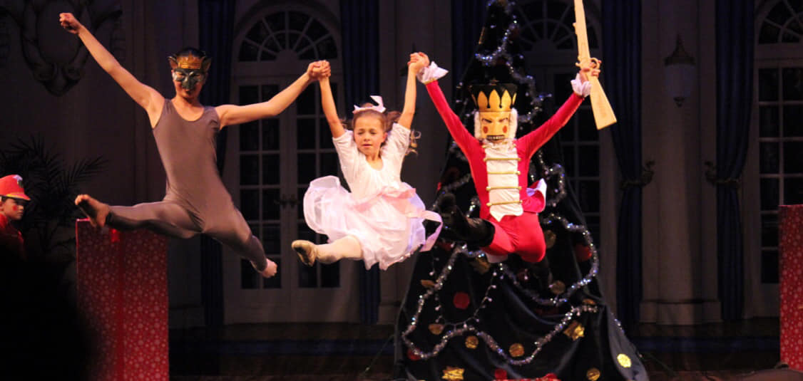 Image for Nutcracker Movie Production
