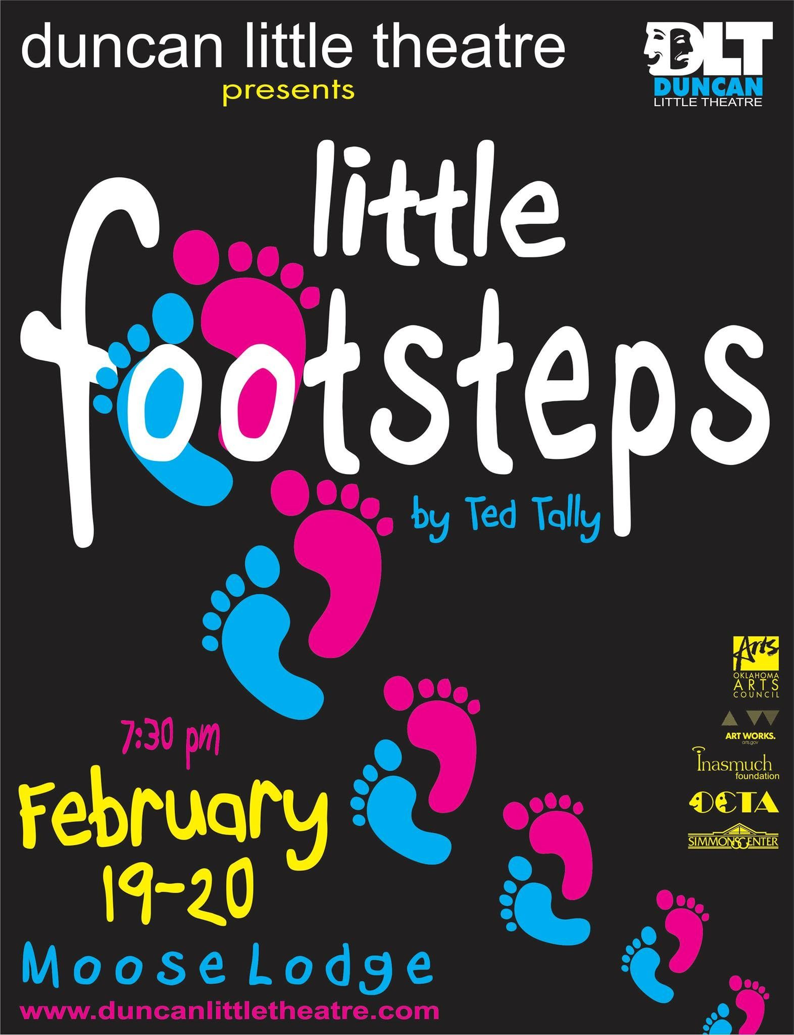 Image for Little Footsteps
