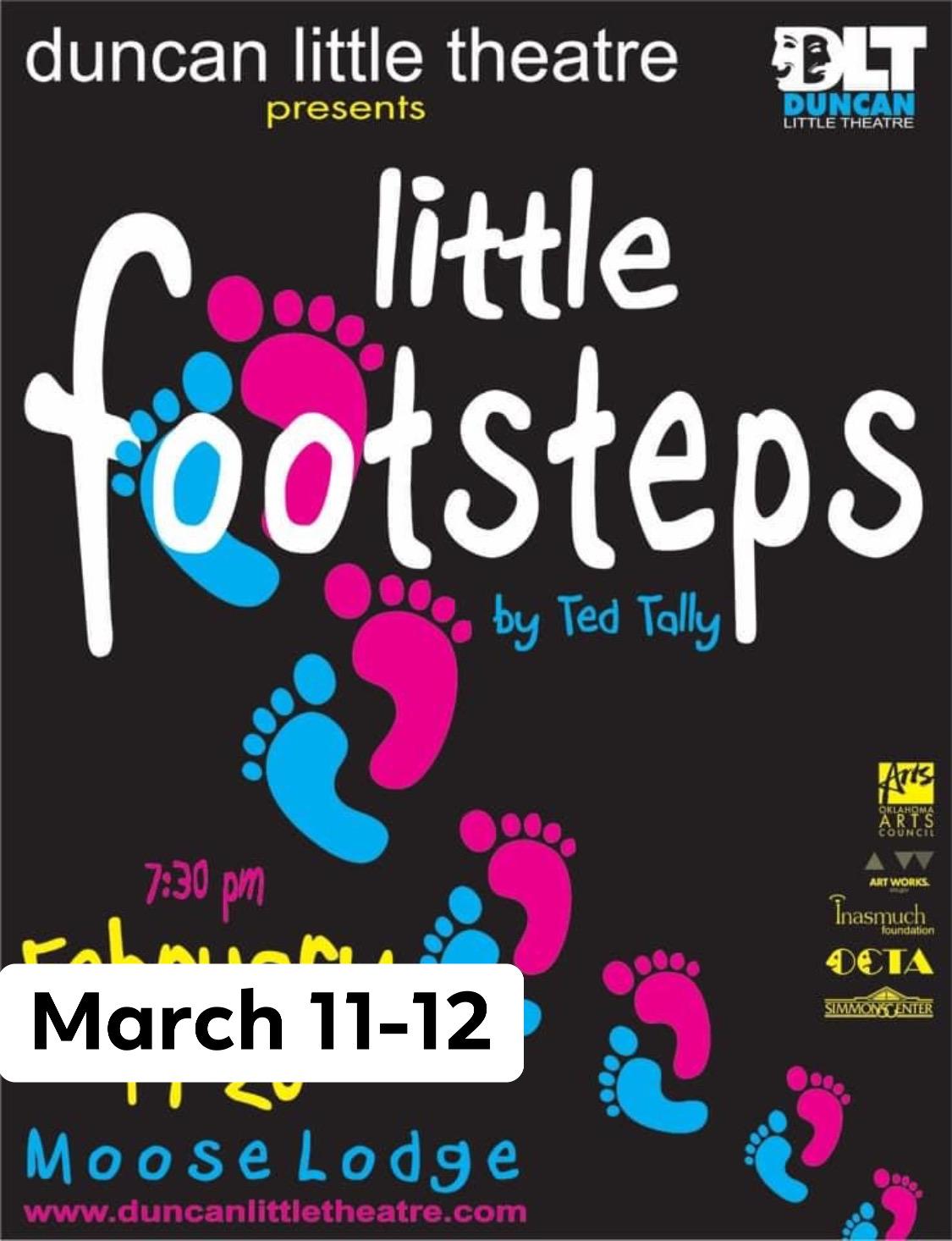 Image for Little Footsteps