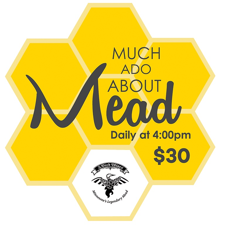 Image for *2021 Much Ado About Mead (Please Choose Date/Time)