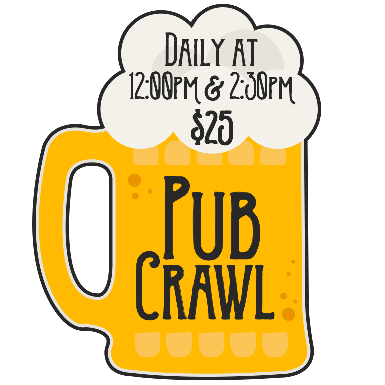 Image for *2021 Pub Crawl (Please Choose Date/Time)