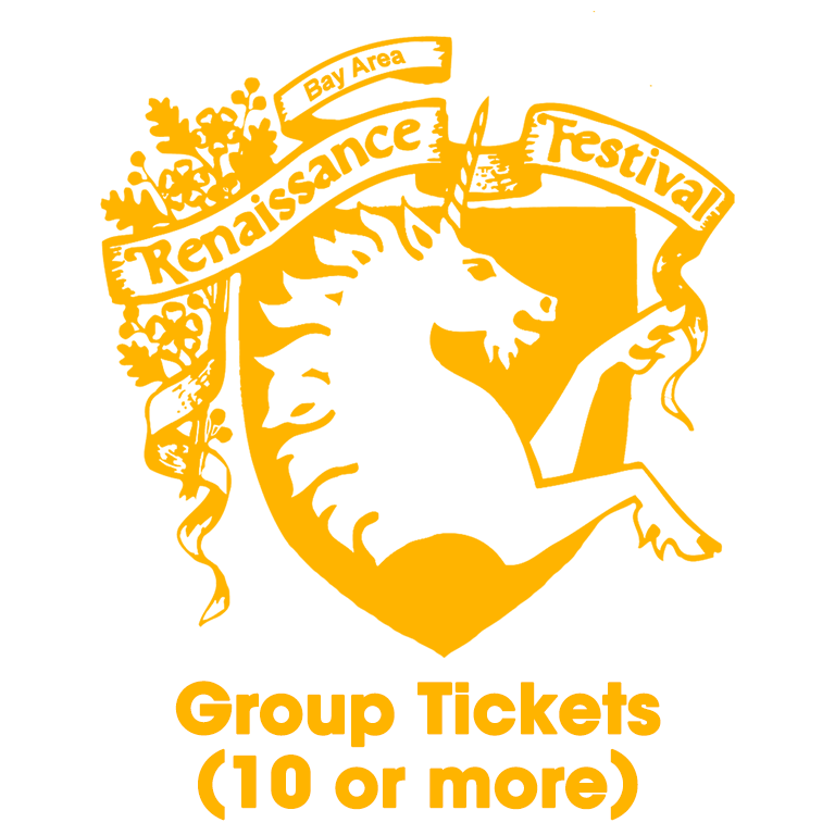 Image for Group Renaissance Festival General Admission