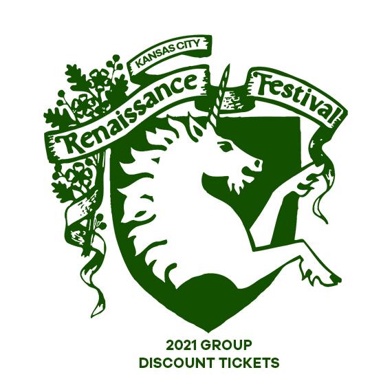 Image for 2021 Kansas City Renaissance Festival Group Tickets