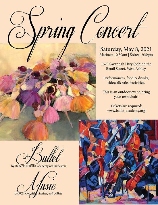 Image for Spring Concert