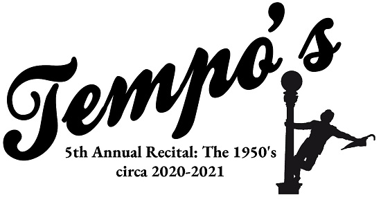 Image for Tempo's 5th Annual Recital - The 1950's Session 3