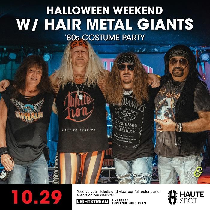 Image for Hair Metal Giants
