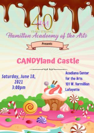 Image for Show 1 Candyland Castle