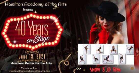 Image for Show 3 Forty Years On Stage