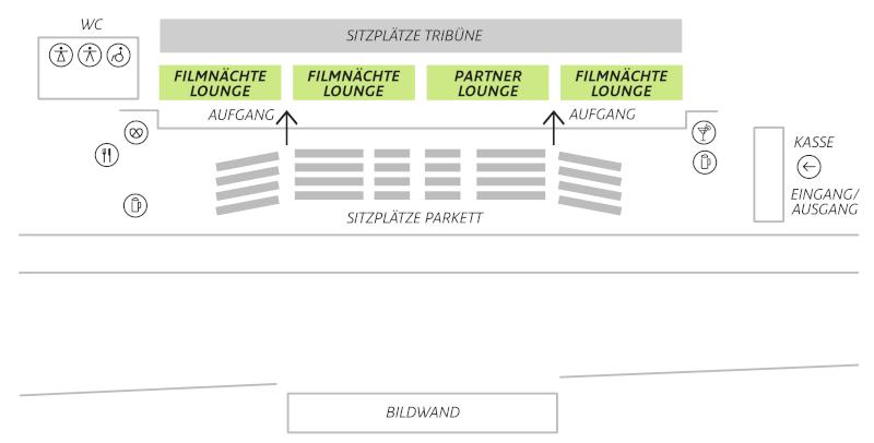 Bild für Saalplan